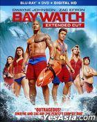 Baywatch (2017) (Blu-ray + DVD + Digital HD) (US Version)