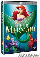 The Little Mermaid (DVD) (Diamond Edition) (Korea Version)