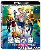 Birds of Prey: And The Fantabulous Emancipation of One Harley Quinn (2020) (4K Ultra HD + Blu-ray) (Taiwan Version)