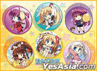 Little Busters! Card Mission : TCG Universal Play Mat
