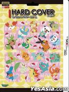 New 3DS LL Hard Cover Tabidachino Pokemon tachi (日本版)