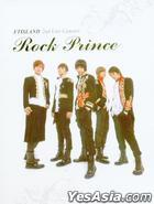 F.T Island - 2nd Live Concert : Rock Prince (CD+DVD)(Korea Version)