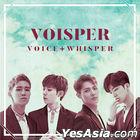 Voisper 1stミニアルバム - Voice + Whisper