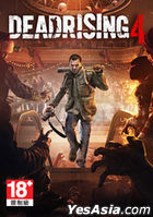 DEAD RISING 4 (Asian Chinese / English Version) (DVD Version)