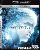 Prometheus (2012) (4K Ultra HD + Blu-ray) (Hong Kong Version)