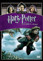 Harry Potter And The Goblet Of Fire (DVD) (Limited Edition) (Japan Version)
