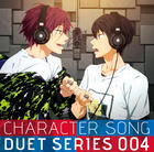 TV Anime 『Free!』 Duet Single Vol.4 - Nanase Haruka & Matsuoka Rin (Japan Version)