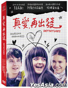 Departures (2018) (DVD) (Taiwan Version)