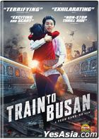 Train to Busan (2016) (DVD) (US Version)