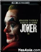 Joker (2019) (4K Ultra HD + Blu-ray) (Hong Kong Version)