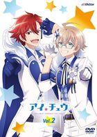 TV Anime I CHU Vol.2 (DVD) (Japan Version)
