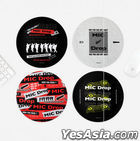 BTS - MIC Drop Mouse Pad (How You) (Red)