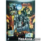 Rock!, Rock Oo! Rimba Rimba Bara Kembali, Rock Bro (3-In-1) (DVD) (Malaysia Version)