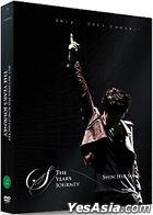 Shin Hye Sung - 2012 - 2013 Shin Hye Sung Concert The Year's Journey (2DVD + Photobook) (Korea Version)