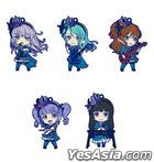 BanG Dream! Girls Band Party! : Nendoroid Plus Trading Rubber Strap Roselia
