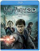 Harry Potter and the Deathly Hallows Part 2 (Blu-ray) (3D&2D Blu-ray Set) (Japan Version)