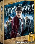 Harry Potter And The Half-Blood Prince (2009) (DVD) (Ultimate Edition) (Hong Kong Version)