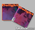 EXO: Baek Hyun Mini Album Vol. 2 - Delight (Cinnamon Version) (KiT Album) + Random Poster in Tube