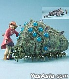 Nausicaa of the Valley of the Wind : 04 Ohm With Nausicaa Plastic Model Kit