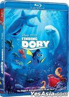 Finding Dory (2016) (Blu-ray) (Hong Kong Version)