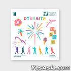 BTS X Instant Tattoo - Music Theme (Dynamite)