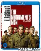 The Monuments Men (2014) (Blu-ray) (Korea Version)