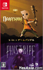 Neversong & Pinstripe (Japan Version)