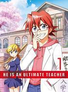 電波教師 1 (Blu-ray+CD) (初回限定版)(日本版)