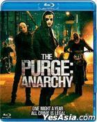 The Purge: Anarchy (2014) (Blu-ray) (Hong Kong Version)