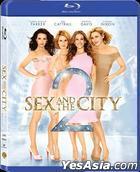 Sex And The City 2 (Blu-ray) (Hong Kong Version)