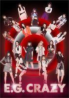 E.G. CRAZY (2CD+DVD) (Japan Version)