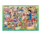 ONE PIECE 2021 Big Size Calendar (Comic Edition) (Japan Version)