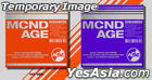MCND Mini Album Vol. 2 - MCND AGE (Random Version) (All Members Autographed CD) (Limited Edition)