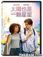 The Sun Is Also a Star (2019) (DVD) (Taiwan Version)