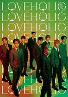 LOVEHOLIC (ALBUM+BLU-RAY)  (First Press Limited Edition) (Japan Version)