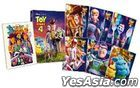 Toy Story 4 (2019) (Blu-ray + Bonus Limited Edition) (Hong Kong Version)