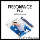 NCT - Wall Scroll Poster (Ten RESONANCE PT.2 Version) (Limited Edition)