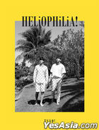 TVXQ - HELiOPHiLiA! (Photobook + DVD + Handwritten Letters + Photo Cards + Poster)