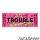 ayumi hamasaki - TROUBLE TOUR 2020 A - Saigo no Trouble - Sport Towel(PINK)