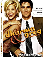 Dharma & Greg (DVD) (Season 1) (End) (Multi-audio) (Taiwan Version)