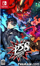Persona 5 Scramble: The Phantom Strikers (Normal Edition) (Japan Version)
