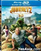 Journey 2: The Mysterious Island (Blu-ray) (Taiwan Version)