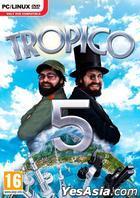 Tropico 5 (英文版) (DVD 版)