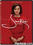 Jackie (2016) (DVD + Digital HD) (US Version)
