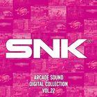 SNK ARCADE SOUND DIGITAL COLLECTION VOL.22 (日本版)
