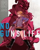 No Guns Life (Blu-ray) (Box 3)  (日本版)