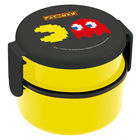 Pac-Man Round Food Box 500ml (with Fork) (A)