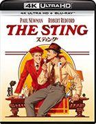 The Sting (1973) (4K Ultra HD + Blu-ray) (Japan Version)