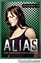 Alias (The Complete 5th Season) (DVD) (Korea Version)