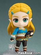 Nendoroid : The Legend of Zelda Zelda Breath of the Wild Ver.
